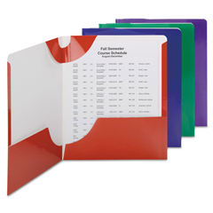 SMD87800 - Campus.org® Lockit® Two-Pocket Folder