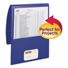 SMD87806 - Smead® Organized Up® Poly Stackit® Folder