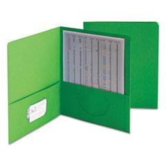 SMD87855 - Smead® Two-Pocket Portfolios