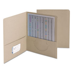 SMD87856 - Smead® Two-Pocket Portfolios