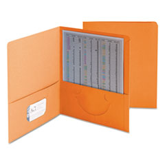 SMD87858 - Smead® Two-Pocket Portfolios