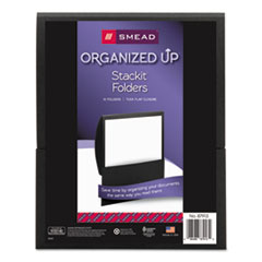 SMD87913 - Smead® Textured Stackit™ Folder