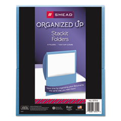 SMD87914 - Smead® Textured Stackit™ Folder