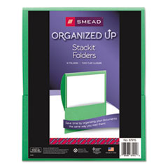 SMD87915 - Smead® Textured Stackit™ Folder