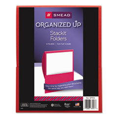 SMD87916 - Smead® Textured Stackit™ Folder