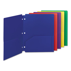 SMD87939 - Campus.org® Poly Snap-In Two-Pocket Folder