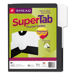 SMD87963 - Smead® SuperTab® Two-Pocket Folder