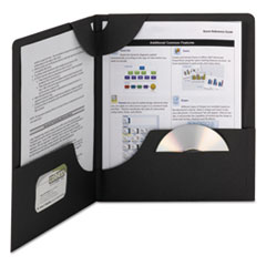 SMD87981 - Smead® Lockit™ Two-Pocket Folder