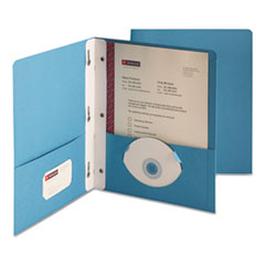 SMD88052 - Smead® Heavyweight Two-Pocket Portfolio with Tang Fasteners