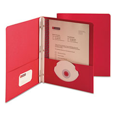 SMD88059 - Smead® Heavyweight Two-Pocket Portfolio with Tang Fasteners