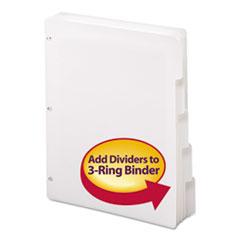 SMD89415 - Smead® Three-Ring Binder Index Divider