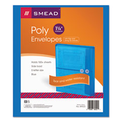 SMD89522 - Smead® Ultracolor® Poly String & Button Interoffice Envelope