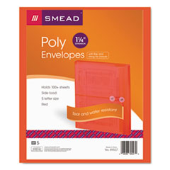 SMD89527 - Smead® Ultracolor® Poly String & Button Interoffice Envelope