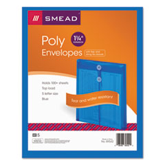SMD89542 - Smead® Ultracolor® Poly String & Button Interoffice Envelope