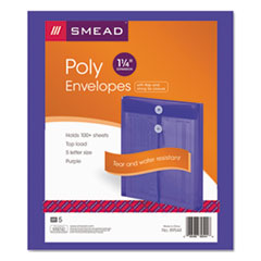 SMD89544 - Smead® Ultracolor® Poly String & Button Interoffice Envelope