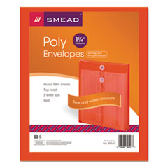 SMD89547 - Smead® Poly String & Button Envelope