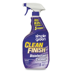 SMP01032EA - Simple Green Clean Finish Disinfectant Cleaner