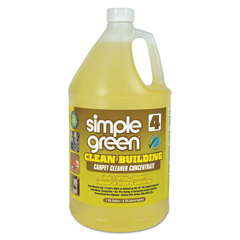 SMP11201 - Simple Green® Clean Building Carpet Cleaner Concentrate