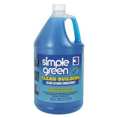 SMP11301 - Simple Green® Clean Building Glass Cleaner Concentrate