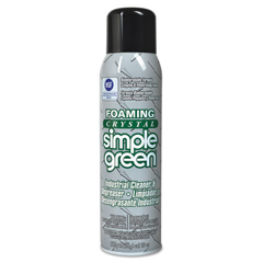 SMP19010 - Simple Green® Foaming Crystal Industrial Cleaner & Degreaser
