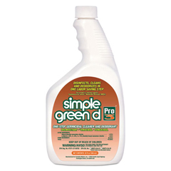 SMP30332 - Simple Green® d Pro 3 One-Step Germicidal Cleaner and Deodorant