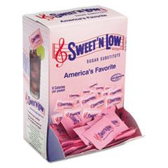 SMU50150CT - Sugar Foods SweetN Low® Zero Calorie Sweetener