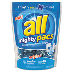SNP197000664 - All® Mighty Pacs Super Concentrated Laundry Detergent
