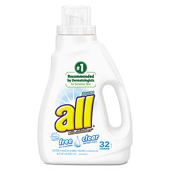 SNP197001974 - All® Ultra with Stainlifters Laundry Detergent