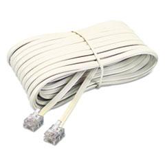 SOF04020 - Softalk® Telephone Extension Cord, Plug/Plug
