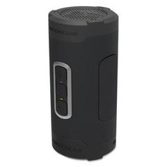 SOSBTH2PSG - boomBOTTLE H2O+ Rugged Waterproof Wireless Speaker, Black/Gray