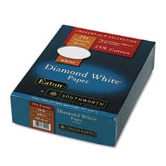 SOU3122410 - Southworth® 25% Cotton Diamond White® Business Paper