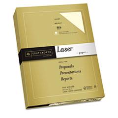 SOU368C - Southworth® 25% Cotton Laser Paper