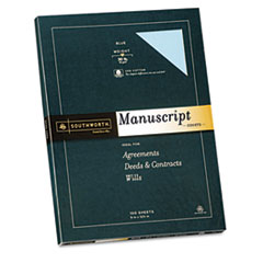SOU41SM - Southworth® 25% Cotton Fine Manuscript Cover