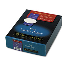SOU574C - Southworth® 25% Cotton Linen Business Paper
