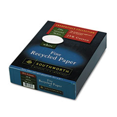 SOU603C - Southworth® 25% Cotton Recycled Business Paper