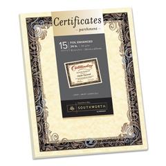 SOU98866 - Southworth® Parchment Certificates