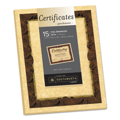 SOU98868 - Southworth® Parchment Certificates