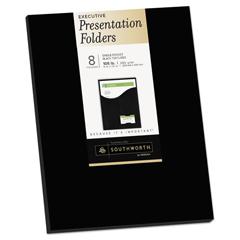 SOU98873 - Southworth® One-Pocket Presentation Folders