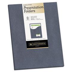 SOU98875 - Southworth® One-Pocket Presentation Folders