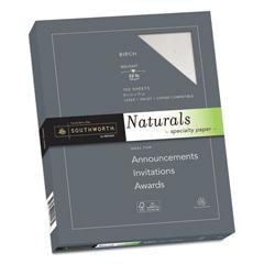 SOU99418 - Southworth® Naturals Paper