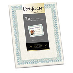 SOUCT3R - Southworth® Parchment Certificates