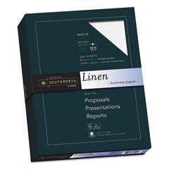 SOUJ558C - Southworth® 25% Cotton Linen Business Paper