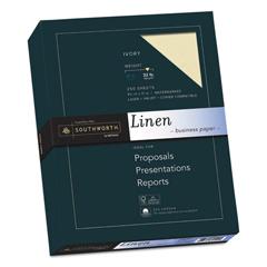 SOUJ568C - Southworth® 25% Cotton Linen Business Paper