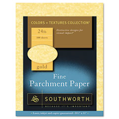 SOUP994CK336 - Southworth® Parchment Specialty Paper
