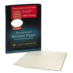SOURD18ICF - Southworth® 100% Cotton Résumé Paper