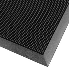 NTX345S3239BL - NoTrax - Rubber Brush™ Outdoor Entrance Mat