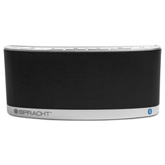 SPTWS4015 - blunote 2 Portable Wireless Bluetooth Speaker, Silver
