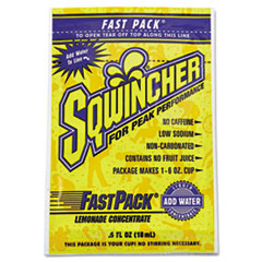 SQW015303LA - Sqwincher® Fast Pack® Concentrated Activity Drink