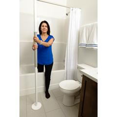 SRX1150-W - Stander - Security Pole - Bathroom Transfer Pole - White
