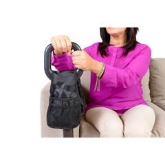 SRX2001 - Stander - CouchCane - Adjustable Standing Aid Support Handle & Organizer Pouch